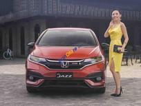 Cần bán xe Honda Jazz RS sản xuất năm 2018, màu đỏ, nhập khẩu nguyên chiếc, giá 624tr