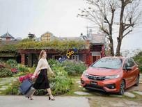Bán xe Honda Jazz V nhập khẩu ưu đãi cực khủng trong tháng 12, giá cả cạnh tranh, giao xe ngay