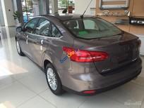 Cần bán xe Ford Focus 1.5 Ecoboost sản xuất 2016, màu xám, giá tốt