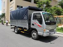 Xe tải JAC 2.4 tấn (2t4) thùng dài 3.7 mét (3.7m), giá tốt nhất