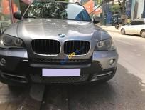 Bán ô tô BMW X5 3.0AT sản xuất năm 2007, màu xám, nhập khẩu, giá tốt