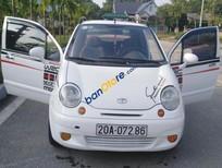 Bán Daewoo Matiz SE năm 2007, màu trắng, giá tốt