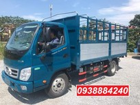 Khuyến mãi 100% trước bạ Thaco Ollin 350. E4 New tải 2,4 tấn thùng dài 4,35m - Tiền Giang Long An Bến Tre