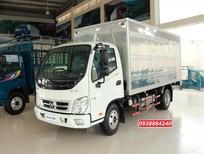 Bán Thaco Ollin 350 New Euro 4 tải 3.5 tấn thùng dài 4,35m - Khuyến mãi 100% trước bạ - Bán trả góp Tiền Giang Long An Bến Tre