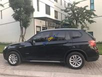 Cần bán lại xe BMW X3 2.0 Turbo sản xuất năm 2015, màu đen, xe nhập như mới