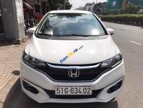 Bán Honda Jazz E sản xuất 2018, màu trắng, xe nhập