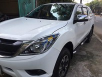 Bán ô tô Mazda BT 50 AT năm sản xuất 2017, màu trắng, nhập khẩu, 595 triệu