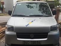 Bán Suzuki Carry đời 2012, màu bạc, nhập khẩu