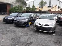 Bán Toyota Vios E sản xuất 2018, màu xám