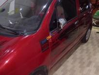 Bán Daewoo Matiz năm sản xuất 2004, màu đỏ xe gia đình, giá tốt