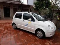 Cần bán lại xe Daewoo Matiz năm 2007, màu trắng, nhập khẩu nguyên chiếc, giá tốt