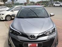 Bán Toyota Vios 1.5G số tự động đời 2018 màu bạc xe như mới, thích hợp gia đình sử dụng, giá có thương lượng