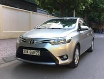 Bán Toyota Vios 2016, đi cực ít 6 nghìn km, chính chủ tên tư nhân