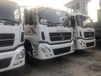 Xe tải thùng 4 chân Dongfeng Hoàng Huy giá rẻ, vay vốn ngân hàng được tới 75% giá trị xe