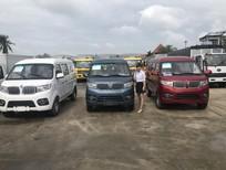 Xe bán tải Dongben X30 2 chỗ và 5 chỗ đều được vào trong thành phố giờ cấm
