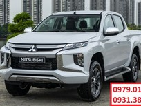 Bán Mitsubishi Triton GLS 2019, màu trắng, nhập khẩu: 0979.012.676