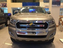 Cần bán xe Ford Ranger XLT MT năm sản xuất 2018, màu xám, nhập khẩu nguyên chiếc