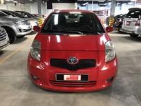 Bán Toyota Yaris 1.3 tự động 2008, màu đỏ, nhập khẩu