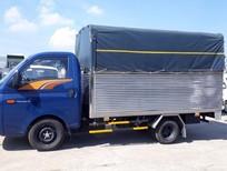 Xe tải JAC X125 Euro 4 tải trọng 1.25 tấn thùng 3.2 mét