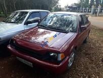 Cần bán xe Honda Civic năm sản xuất 1985, màu đỏ, nhập khẩu