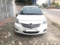 Bán Toyota Vios 1.5 E 2012, màu trắng, 310tr