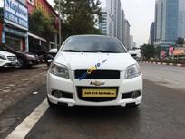 Bán Chevrolet Aveo SX 2015, BKS thành phố, máy móc zin 100%, màu trắng, giá chỉ 345 triệu
