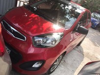Cần bán gấp Kia Morning 5 chỗ 2011, màu đỏ xe nhập