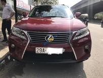 Bán Lexus RX350 nhập Mỹ, sản xuất 2010, đăng ký 2011, đã lên form 2015, full option, biển Hà Nội, xe đẹp, biển đẹp