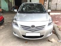 Cần bán lại xe Toyota Vios 1.5 E sản xuất 2013, màu bạc còn mới, 400 triệu