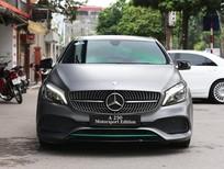 Bán xe Mercedes A250 sản xuất 2015, màu ghi xám, nhập khẩu nguyên chiếc