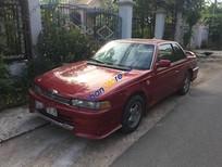 Cần bán xe Honda Prelude sản xuất 1989, màu đỏ, xe nhập