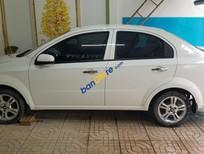 Bán Chevrolet Aveo LT 1.5 năm 2015, màu trắng chính chủ, giá tốt