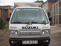 Bán ô tô Suzuki Super Carry Truck năm sản xuất 2015, màu trắng còn mới, giá chỉ 180 triệu