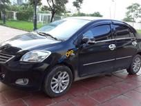 Cần bán xe Toyota Vios Limo đời 2010, màu đen