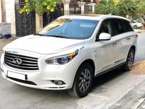 Gia đình cần bán xe Infiniti QX60 đăng ký 2015, số tự động, bản full option, màu trắng