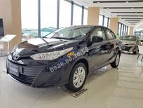 Bán ô tô Toyota Vios E 1.5 MT sản xuất năm 2018, màu đen, giá 531tr