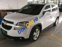 Cần bán Chevrolet Orlando MT sản xuất 2018, màu trắng, nhập khẩu nguyên chiếc xe gia đình, 550 triệu