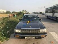 Bán xe Toyota Crown sản xuất 1989, màu xám, nhập khẩu, giá 58tr
