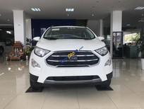 Bán Ford EcoSport Titanium 1.5 năm 2018, màu trắng tại Ninh Bình, LH 0989022295