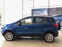 Bán Ford Ecosport 2018 giao ngay tại Điện Biên, đủ màu, giá cực tốt, hỗ trợ 85% 7 năm, LH: 0987987588