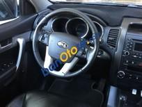 Cần bán Kia Sorento 2.4 AT năm 2010, màu đen