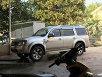 Cần bán lại xe Ford Everest năm sản xuất 2011, màu bạc, nhập khẩu