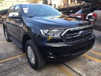 Cần bán xe Ford Ranger XLT 2.2 MT sản xuất năm 2018, màu đen, nhập khẩu, 754 triệu