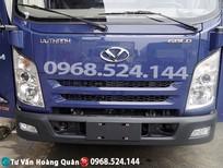 Bán xe tải IZ65 Đô Thành, động cơ Isuzu Nhật Bản, thùng dài 4m3 giá rẻ