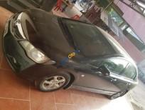 Cần bán xe Honda Civic MT đời 2009, màu đen số sàn, giá chỉ 365 triệu