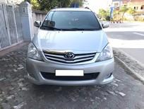 Cần bán gấp Toyota Innova G 2011, màu bạc
