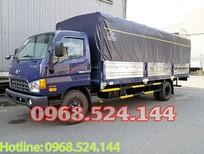 Bán Hyundai 120SL 8 tấn thùng cực dài 6m3, ngân hàng cao, giao xe ngay