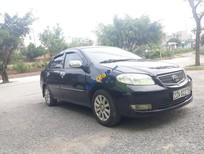 Bán Toyota Vios sản xuất 2006, màu đen số sàn, 179tr