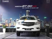 Bán Mazda BT 50 2.2 MT 4x4 năm 2018, màu trắng, nhập khẩu