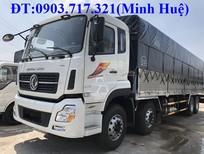 Bán xe tải DongFeng Hoàng Huy YC310 4 chân 17T99, xe tải DongFeng nhập khẩu YC310 (17T99)